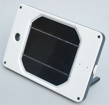 Solar-Powered Gadget Charger