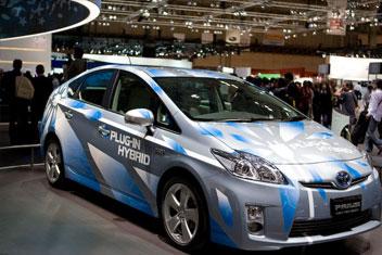 Plug-in Toyota Prius