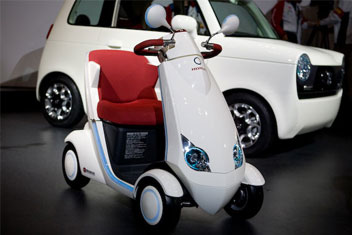 Honda Low Emission Mobility Devices