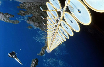 Japanese Space Solar Power