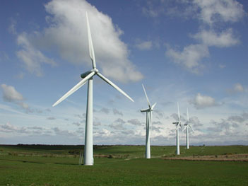 USA Leading Wind Power Producer of 2008
