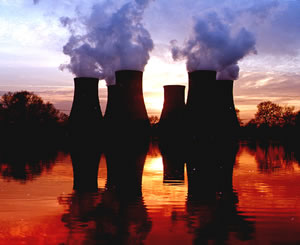 Biomass Power Station Drax