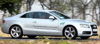 Low Emission Diesel Cars