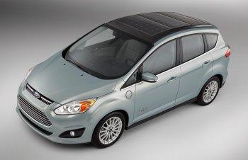 Ford Solar Power Car