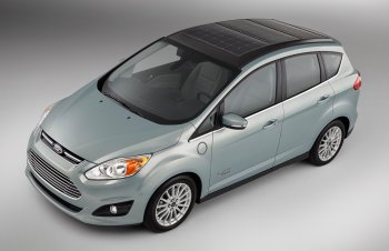 Ford Solar Power Car